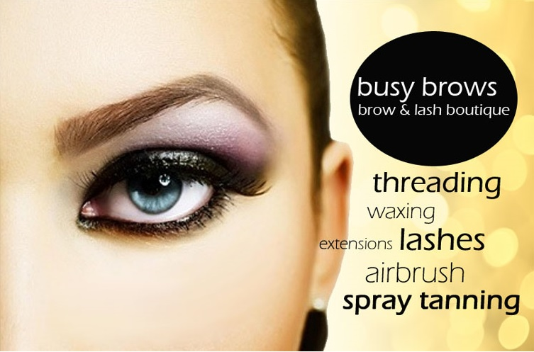 Busy Brows Salon Eyebrow Extensions